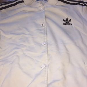 adidas bomber sweater